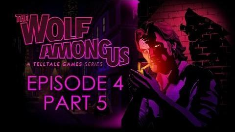 The Wolf Among Us - Episode 4 Walkthrough - Choice Path 2 - Part 5 - Hard Case No Commentary