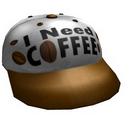 I need coffee cap