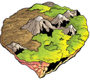 Post-Super Genesis Wave locations