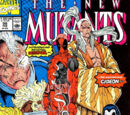 New Mutants Vol 1 98