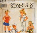 Simplicity 8712 B