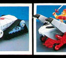 Cosmocats Thundertank