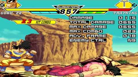 Goku/Team Z2's version