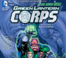 Green Lantern Corps: Willpower (Collected)