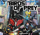Birds of Prey: A Clash of Daggers (Collected)