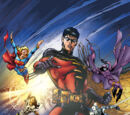 Teen Titans: The New Deal/Gallery
