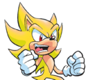 Super Sonic (Pre-Super Genesis Wave)