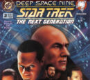 Star Trek: The Next Generation/Star Trek: Deep Space Nine Vol 1 2
