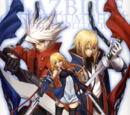 BlazBlue: Continuum Shift Material Collection