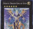 Hieratic Dragon King of Atum