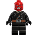 Красный череп
