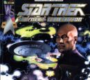Star Trek: The Next Generation: Embrace the Wolf Vol 1 1