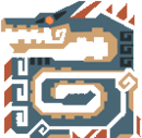 MH10th-Lagiacrus Icon.png