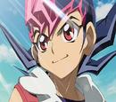 Personnage Yu-Gi-Oh! Zexal