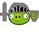 Knight Pig