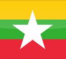 Birmańskie drużyny