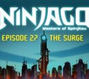Ninjago: Masters of Spinjitzu — Rebooted episodes