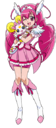 Cure happy render 1 by jajachanx3-d6ay2s6.png