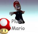 Plush Mario