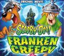 Scooby-Doo y el Frankenmonstruo