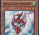 Neo-Spacian Air Hummingbird