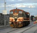 Irish Diesel Locomotives