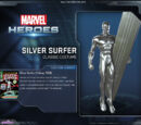 Silver Surfer/Costumes