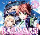 RAIL WARS! The Revolver Volume 1