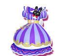 Wonderland Violet Coord