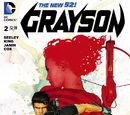 Grayson Vol 1 2