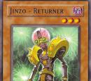 Jinzo - Returner
