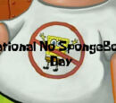 National No SpongeBob Day (Bob SquarePants)