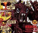 Krakoa, A Ilha Viva (Terra-616)