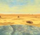 Mar de arena de Lanayru