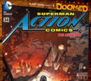 Action Comics Vol 2 34