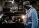 Luke Welding the doors shut on the General Lee when they first found him.png