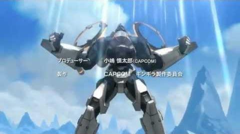E.X. Troopers anime trailer