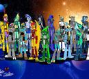 TriStar Galactic Rangers