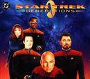 Star Trek: Generations Vol 1 1