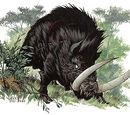 Boring Boar