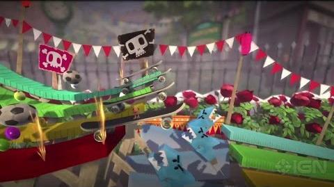 LittleBigPlanet 3 - Gamescom 2014