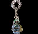 850998 Boba Fett Key Chain