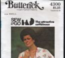 Butterick 4300