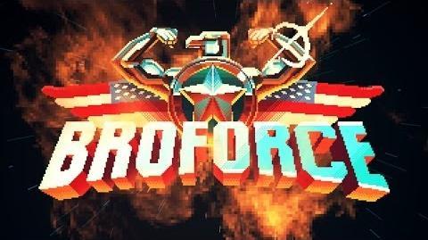 Broforce - February Update Trailer