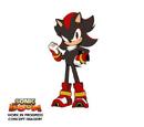 Shadow the Hedgehog (Sonic Boom)/Gallery