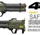 4Sure Ballistics Missile Launcher