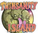 Twinsanity Island