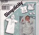 Simplicity 8539 B
