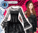 Gothic Lace Coord