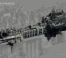 Флот Серых Рыцарей